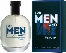 Brocard For Men Only. Power
