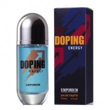 Brocard Doping Energy