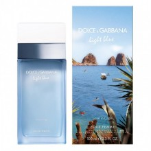 Dolce&Gabbana Light Blue Love In Capri Pour Femme