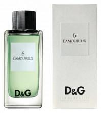 Dolce&Gabbana 6 L`amoureux