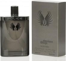 Police Wings Titanium