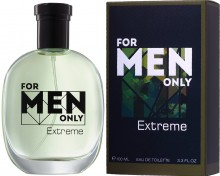 Brocard For Men Only. Extreme