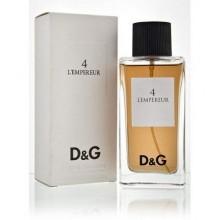 Dolce&Gabbana №4 L`empreur