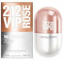 Carolina Herrera 212 Vip Rose Pills