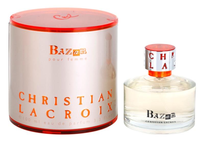Christian Lacroix Bazar Woman
